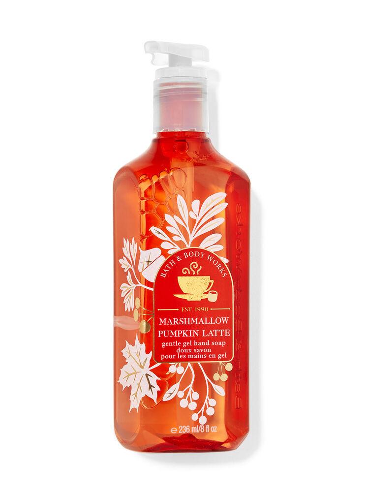 Marshmallow Pumpkin Latte Gentle Gel Hand Soap