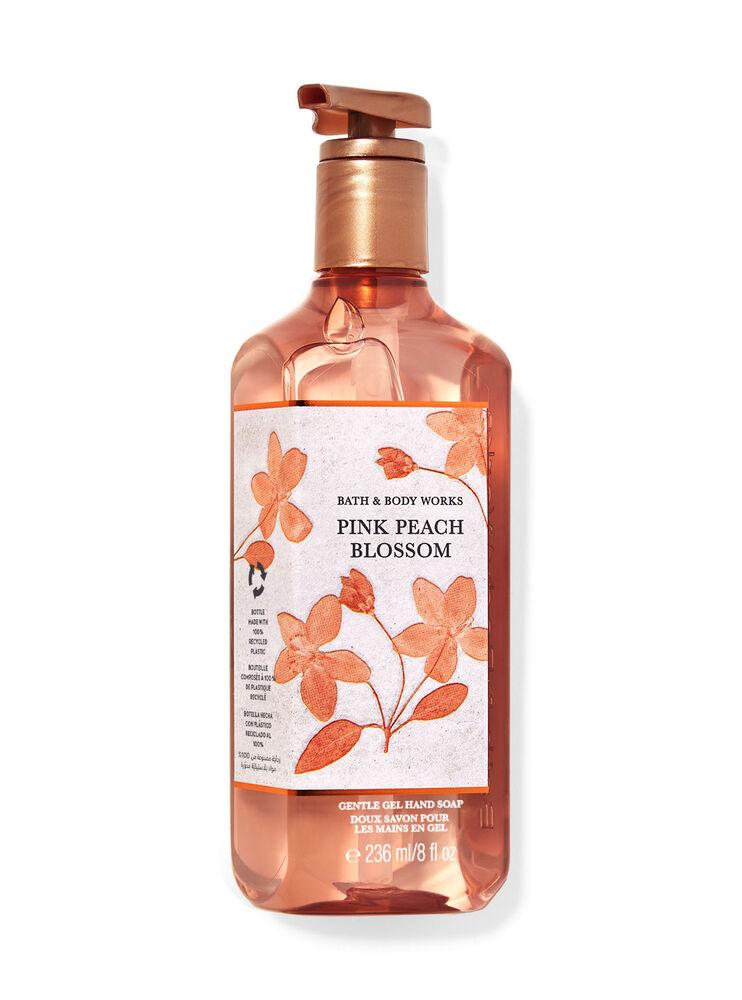 Doux savon pour les mains en gel Pink Peach Blossom