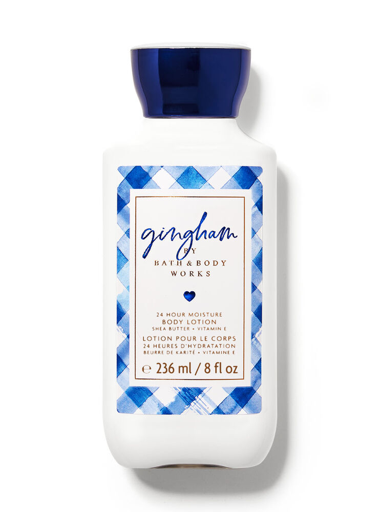 Gingham Super Smooth Body Lotion