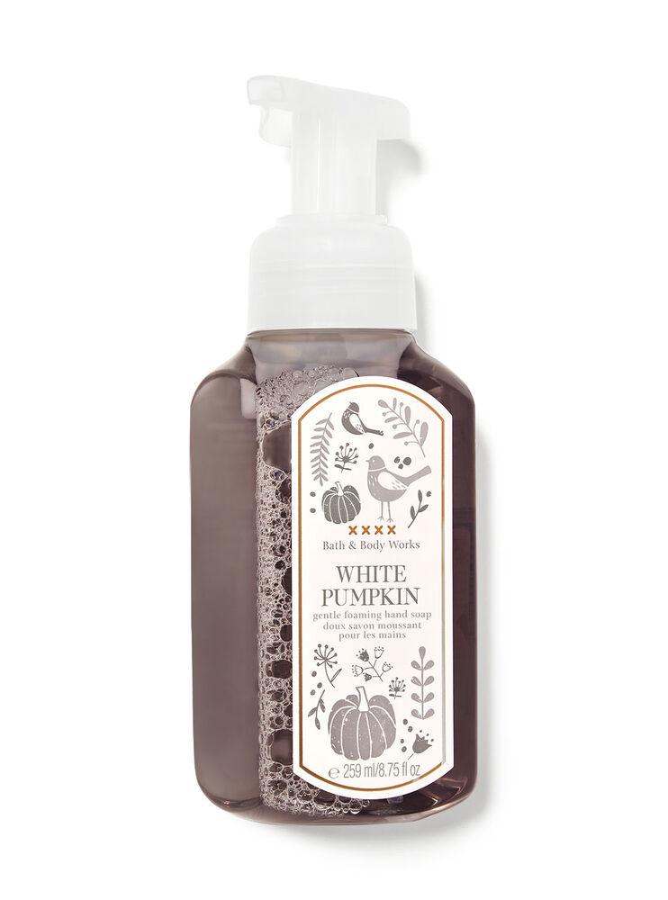 White Pumpkin Gentle Foaming Hand Soap
