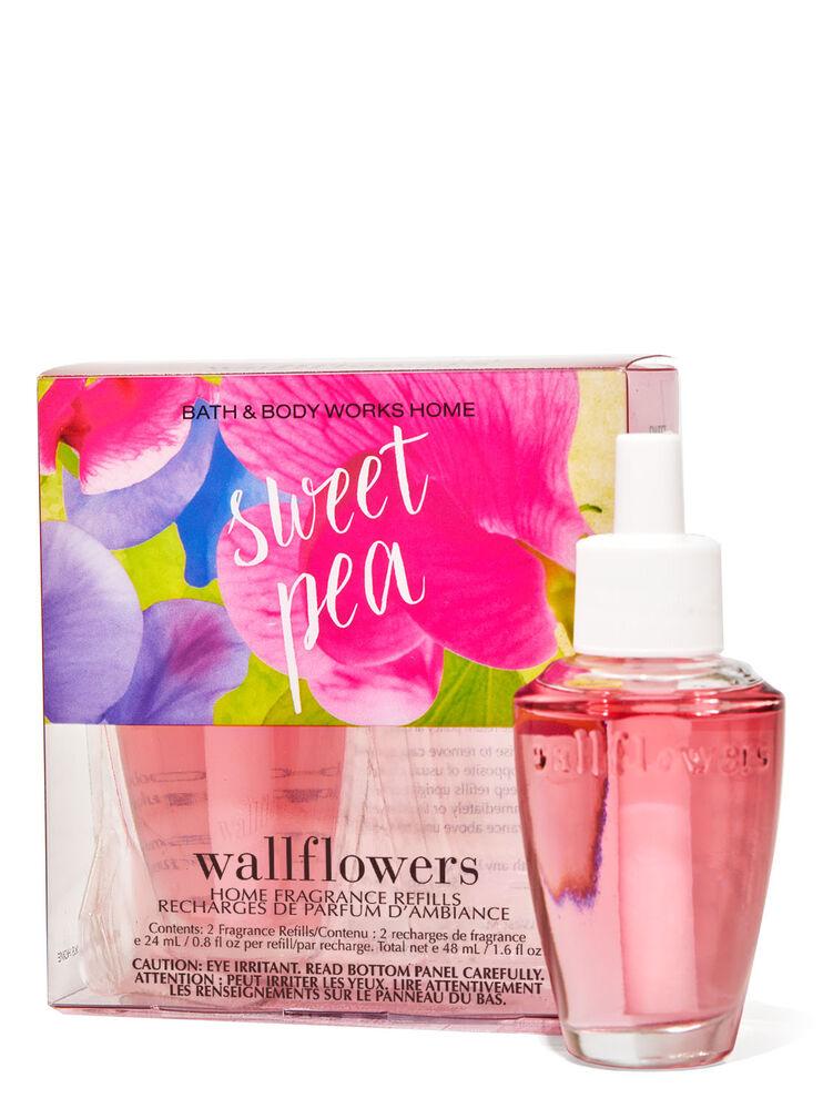 Sweet Pea Wallflowers Refills 2-Pack