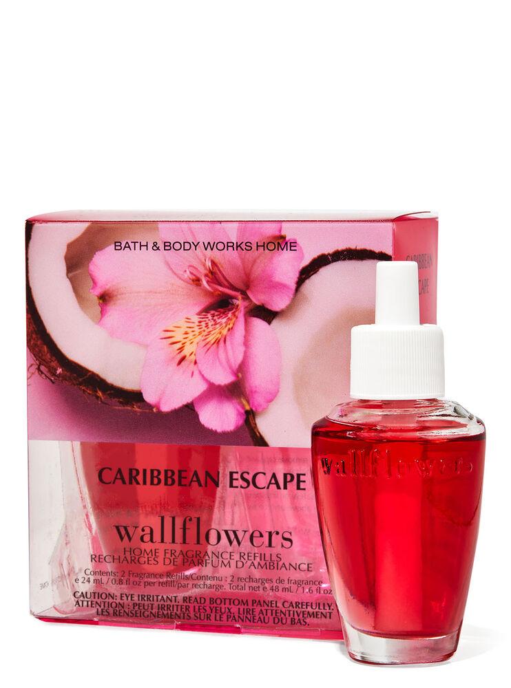 Caribbean Escape Wallflowers Refills 2-Pack