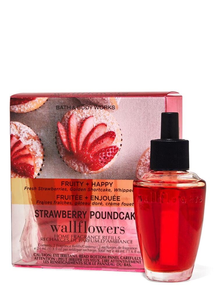 Strawberry Pound Cake Wallflowers Refills 2-Pack