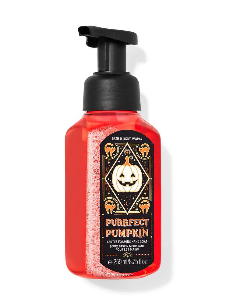 Doux savon moussant pour les mains Purrfect Pumpkin