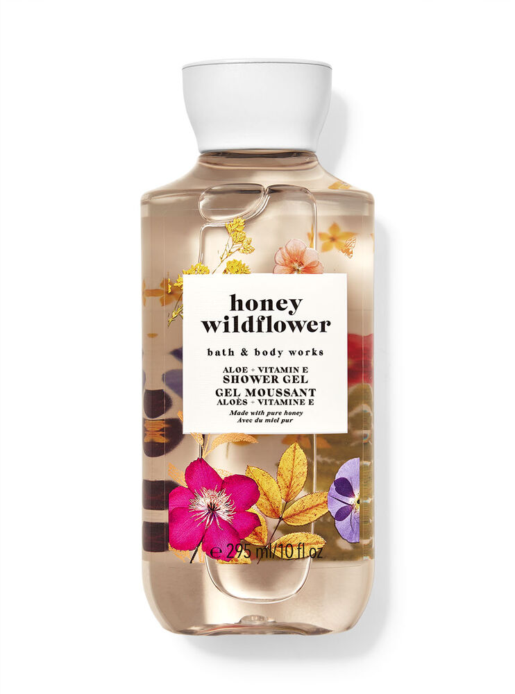 Honey Wildflower Shower Gel