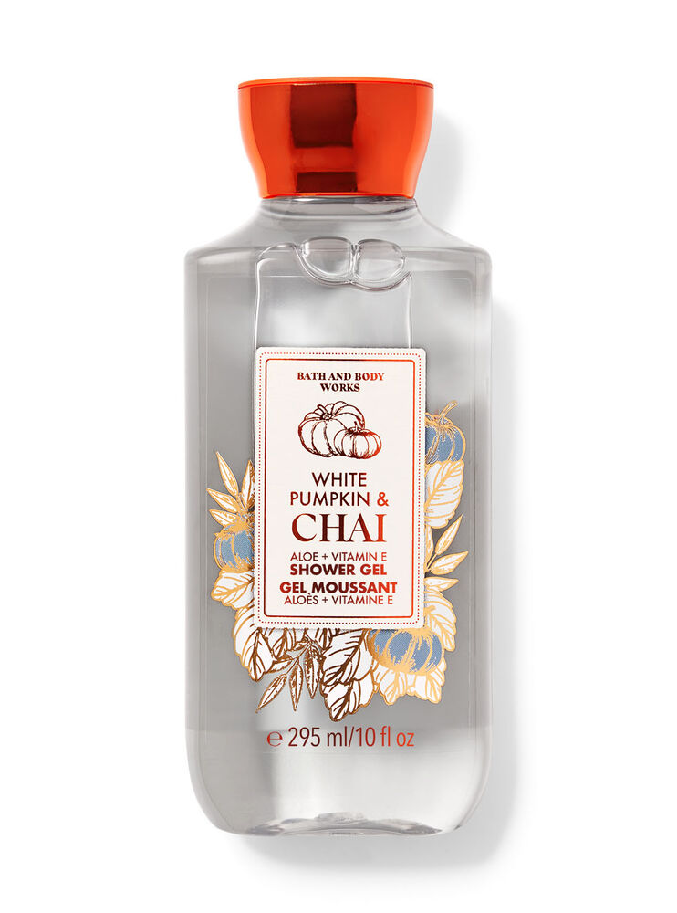 Gel moussant White Pumpkin & Chai