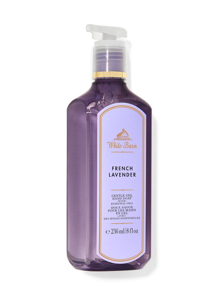 French Lavender Gentle Gel Hand Soap