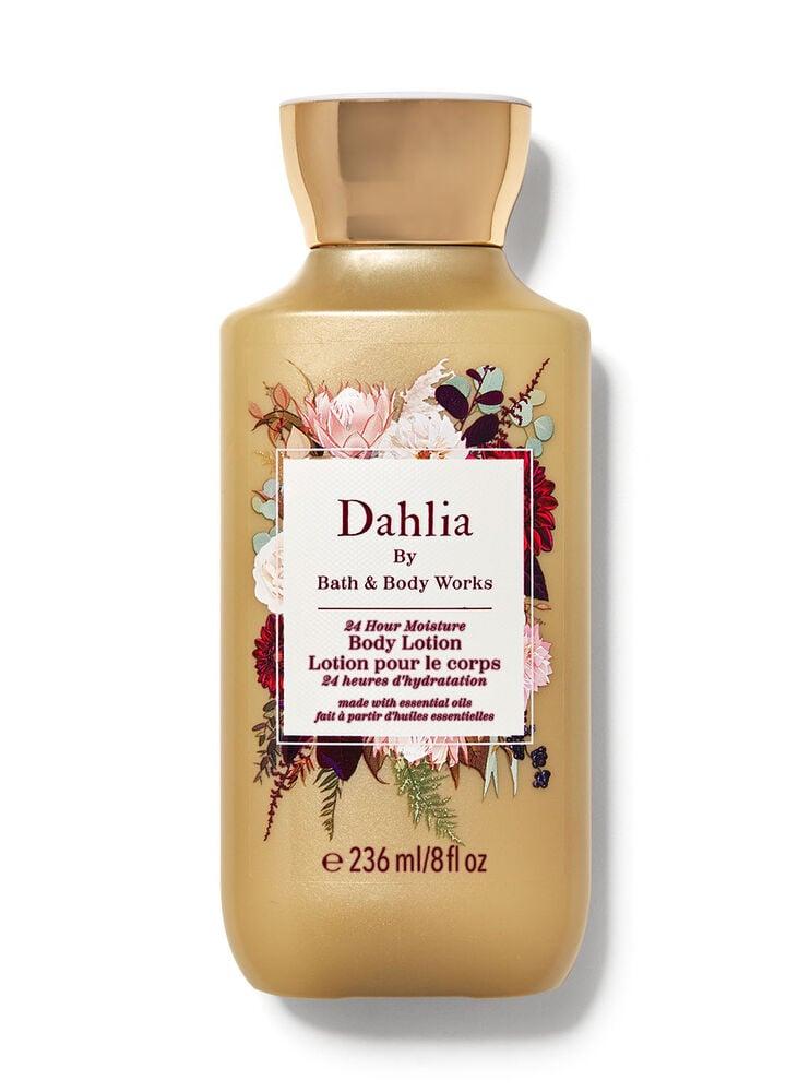 Dahlia Super Smooth Body Lotion