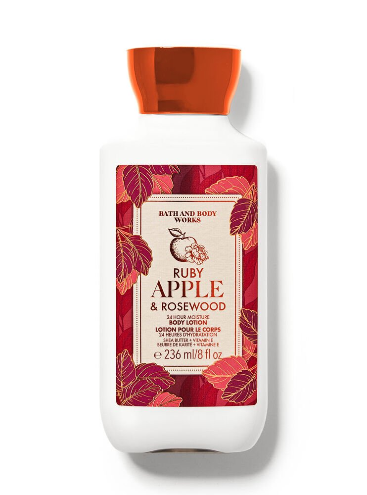 Ruby Apple & Rosewood Super Smooth Body Lotion