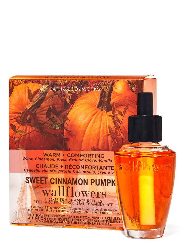Sweet Cinnamon Pumpkin Wallflowers Refills 2-Pack
