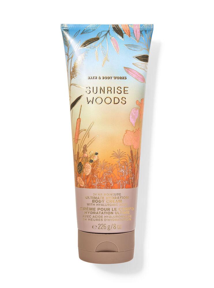 Crème pour le corps hydratation ultime Sunrise Woods