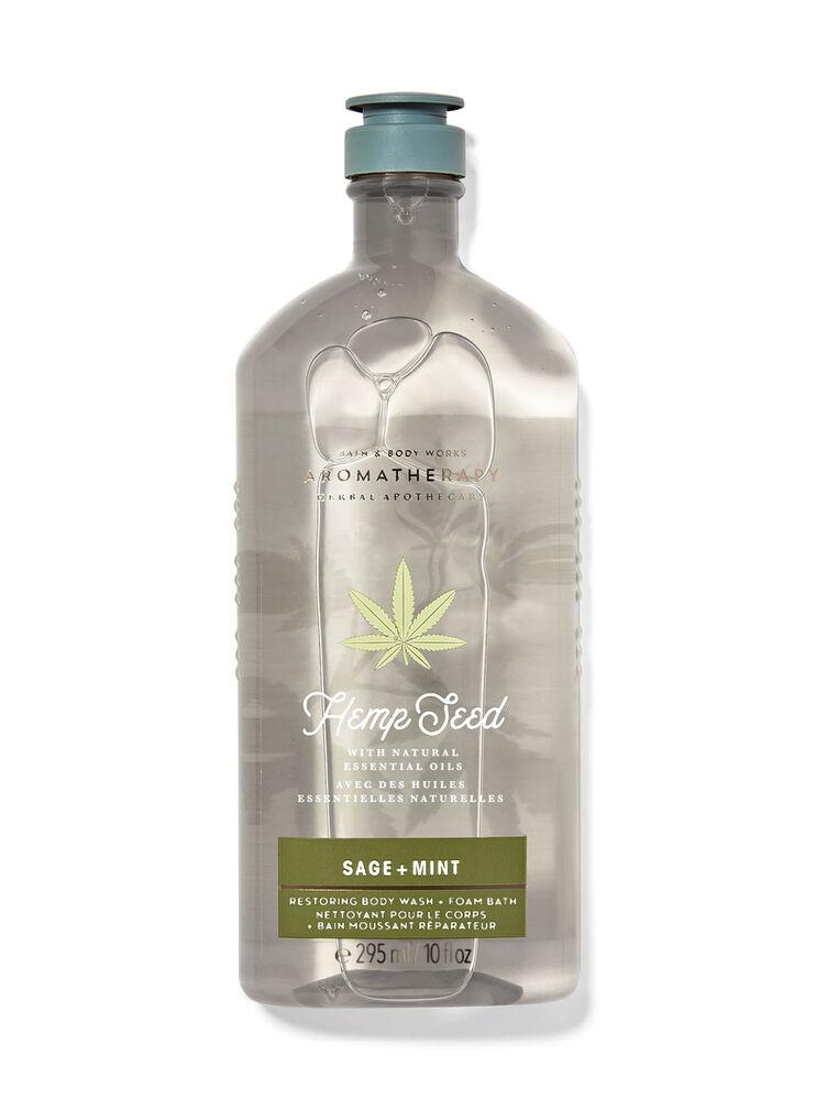Sage Mint Body Wash and Foam Bath