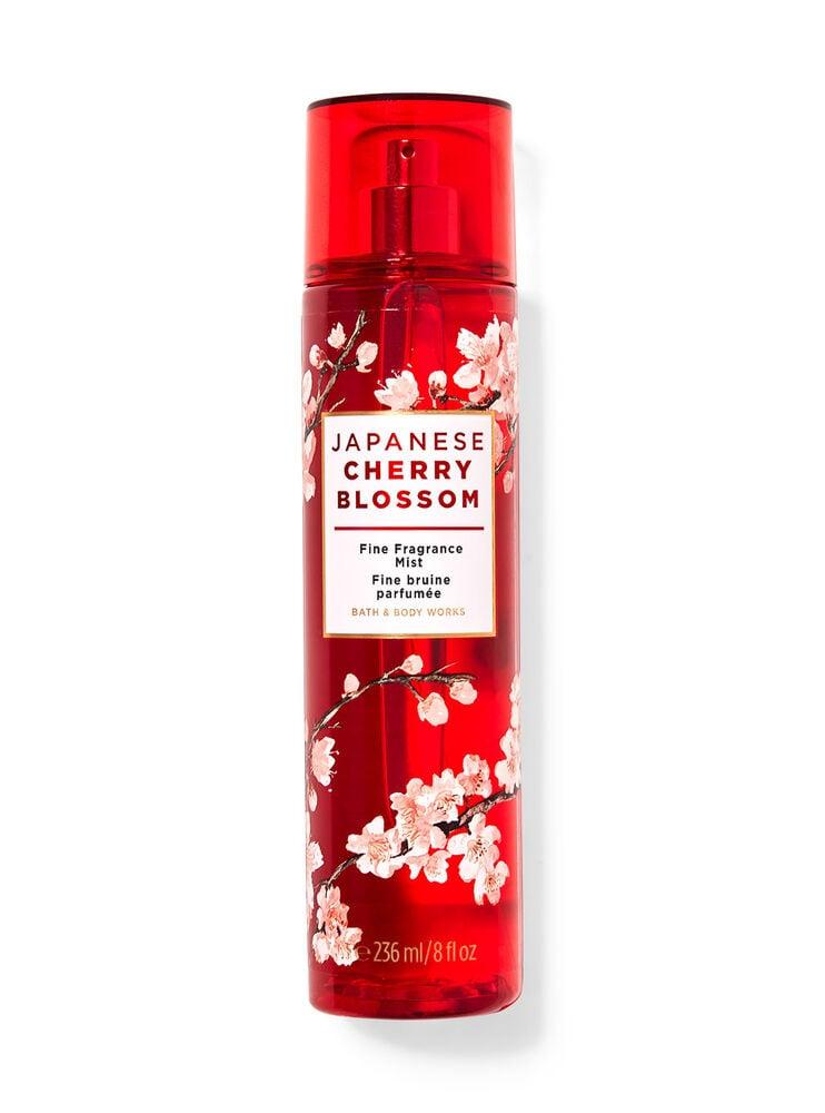 Fine bruine parfumée Japanese Cherry Blossom