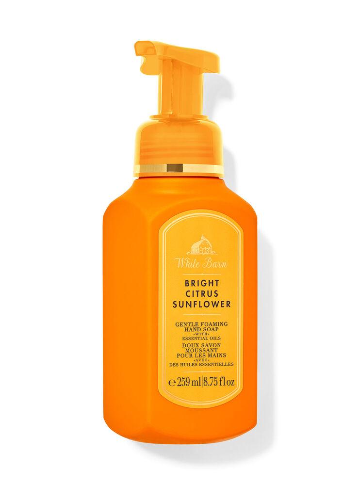 Doux savon moussant pour les mains Bright Citrus Sunflower