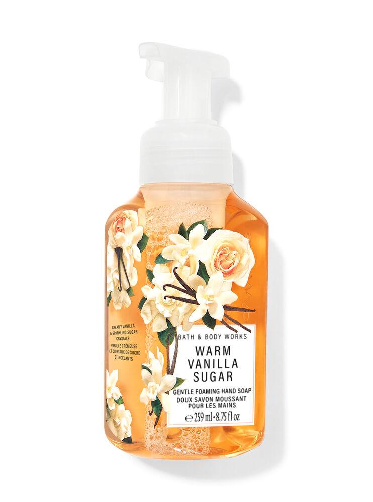 Doux savon moussant pour les mains Warm Vanilla Sugar