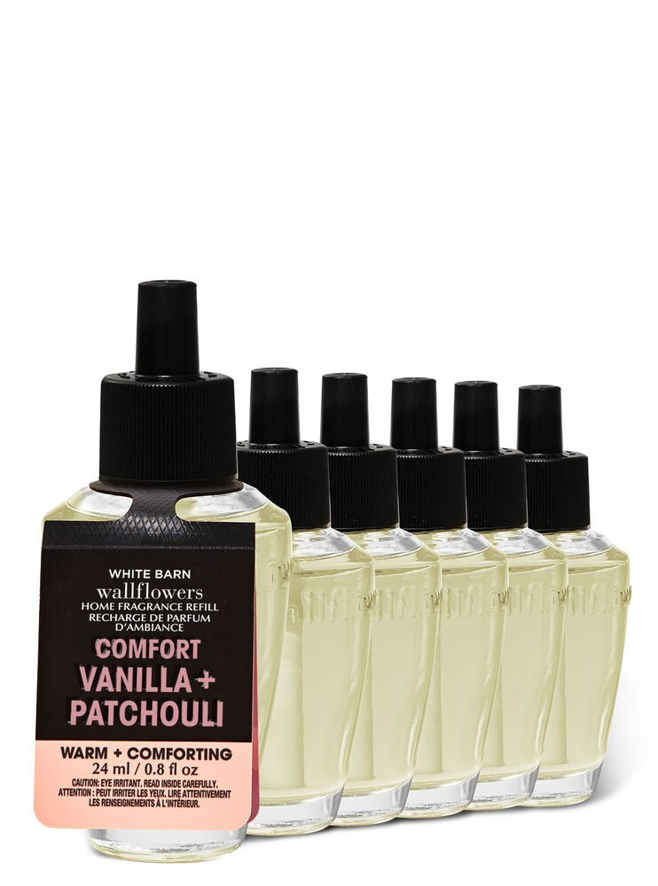 Vanilla Patchouli Wallflowers Refills, 6-Pack Image 1