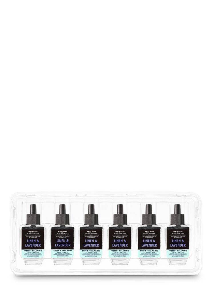 Linen & Lavender Wallflowers Fragrance Refill, 6-Pack Image 2