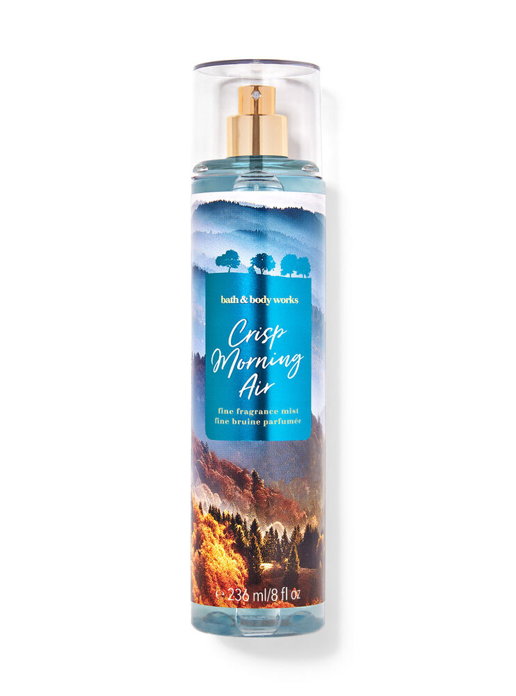 Fine bruine parfumée Crisp Morning Air