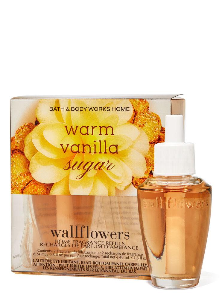 Warm Vanilla Sugar Wallflowers Refills 2-Pack