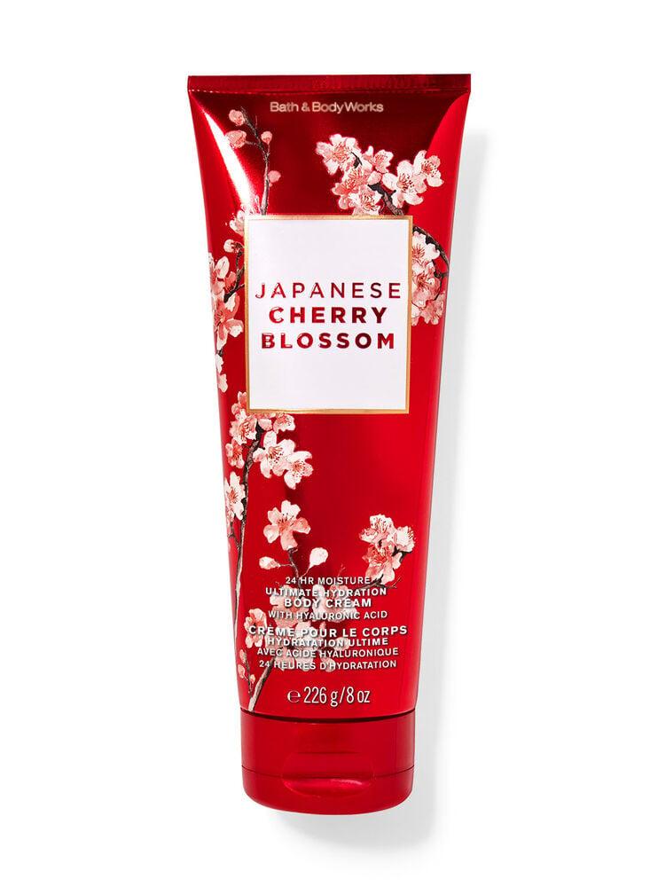 Japanese Cherry Blossom Ultimate Hydration Body Cream