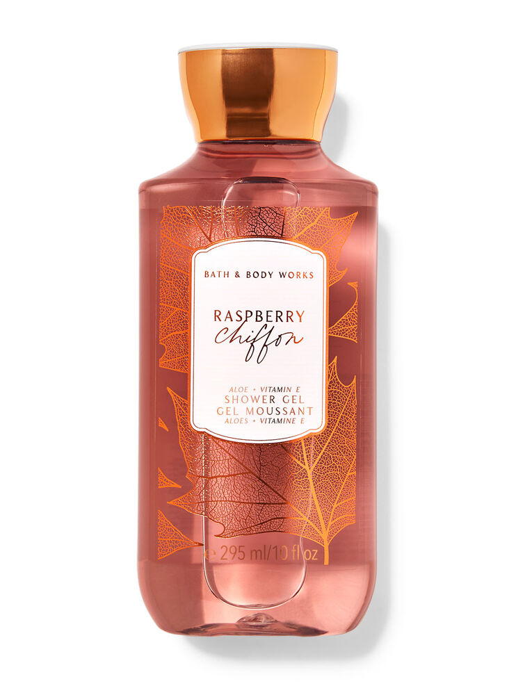 Raspberry Chiffon Shower Gel