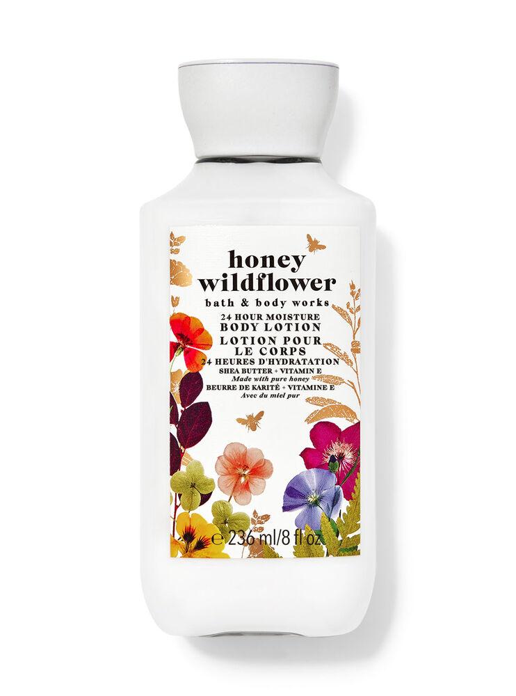 Lotion pour le corps super apaisante Honey Wildflower
