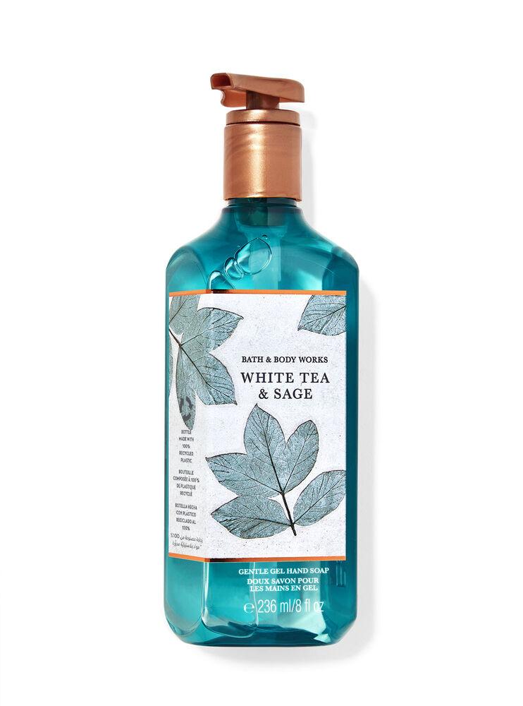 Doux savon pour les mains en gel White Tea & Sage