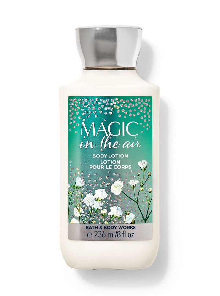 Magic in the Air Super Smooth Body Lotion