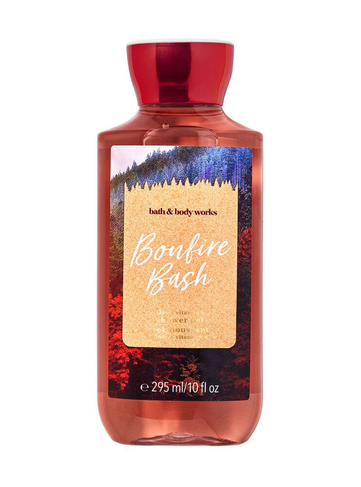 Bonfire Bash Shower Gel